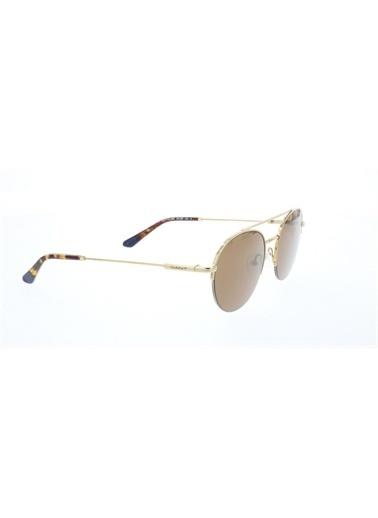 Gant  Gnt 7113 32E Erkek Güneş Gözlüğü Altın